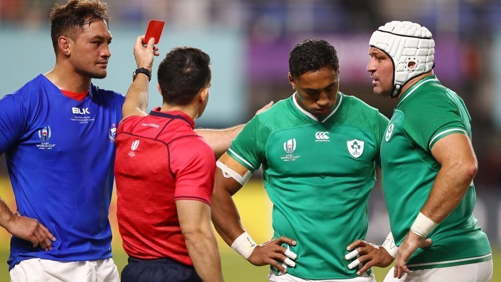 Ireland opt not to appeal Aki's ban