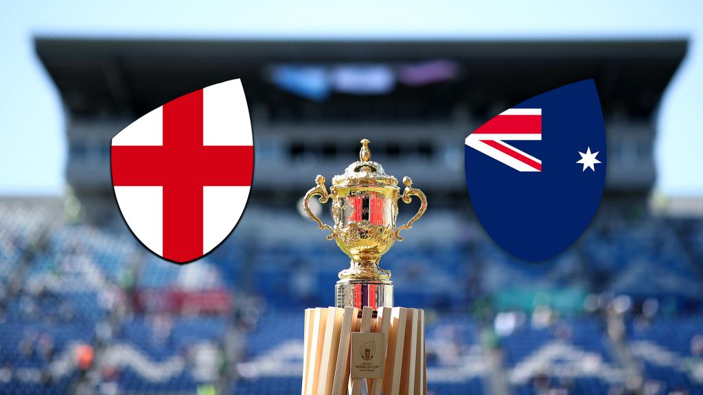 RECAP: England v Australia