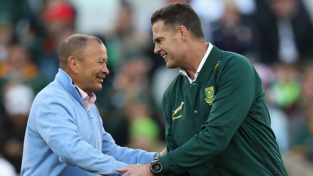 Rassie gets 'high-performance' position at World Rugby