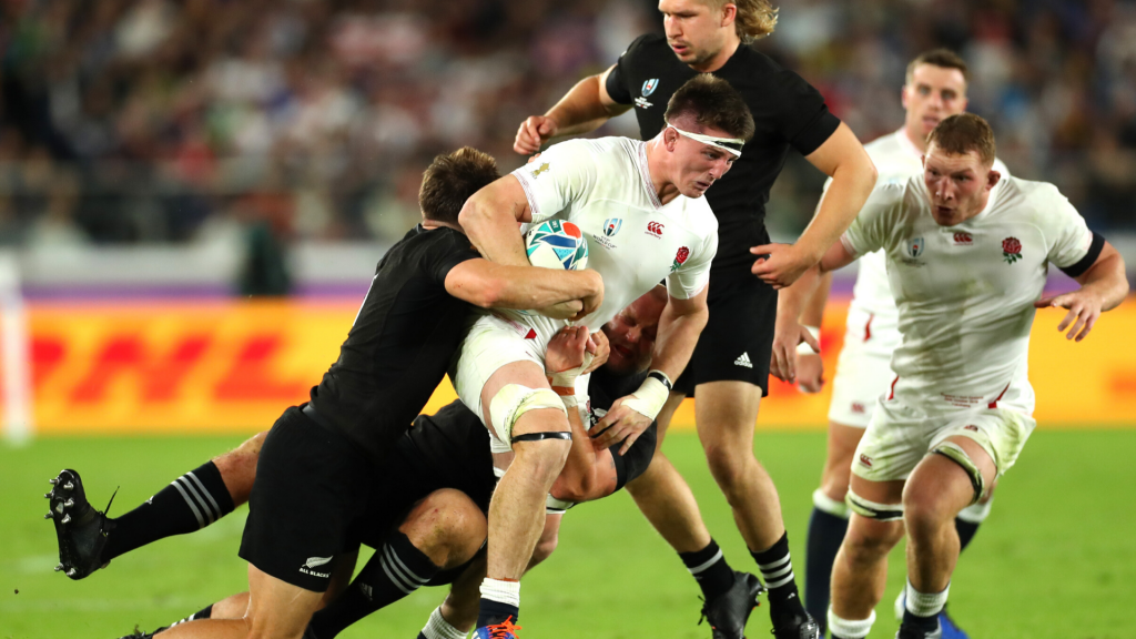 England stun mighty All Blacks