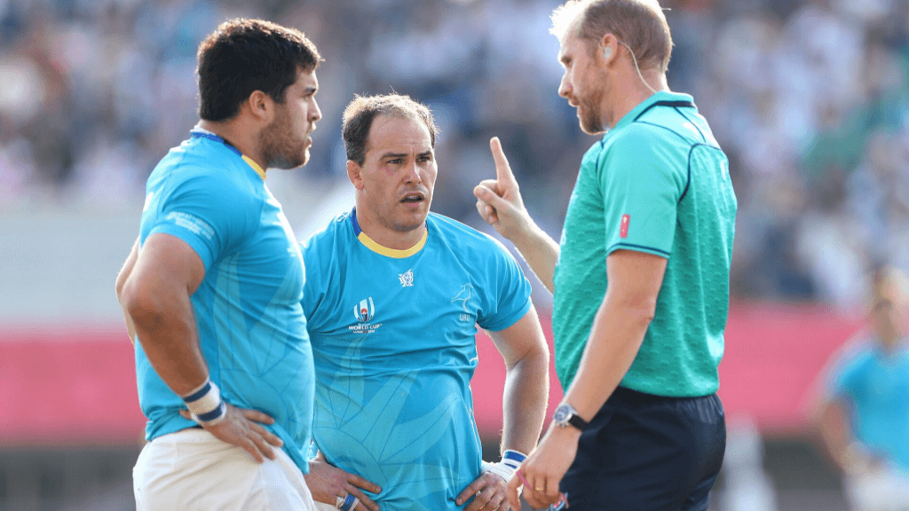 Referees to 7 October 2019