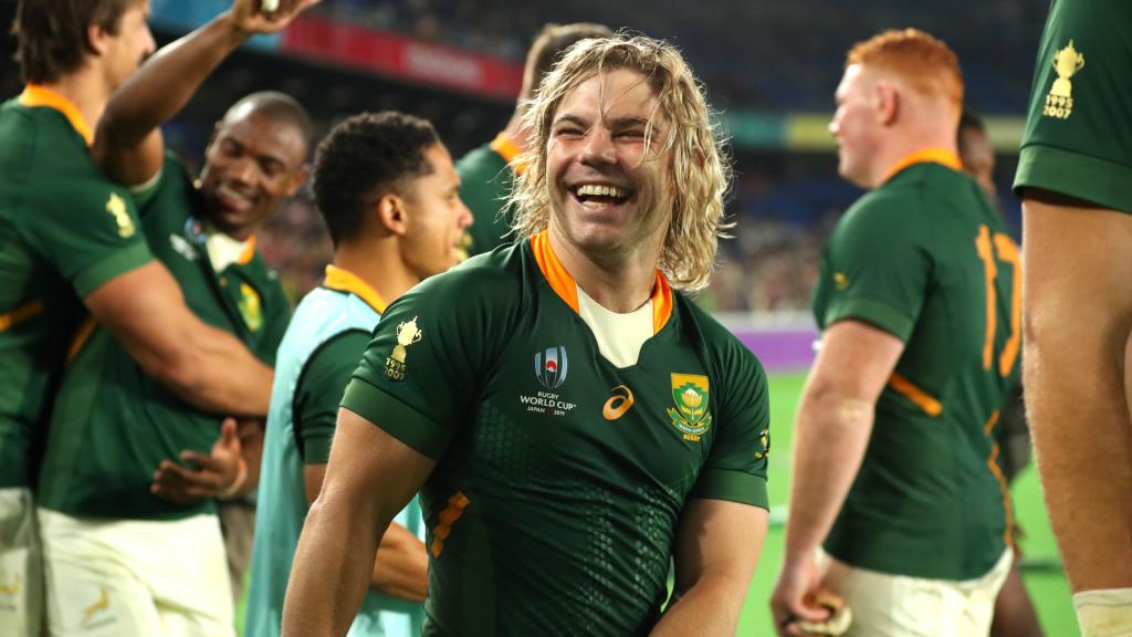 VIDEO: Boks duo make World Rugby's greatest hand-offs list