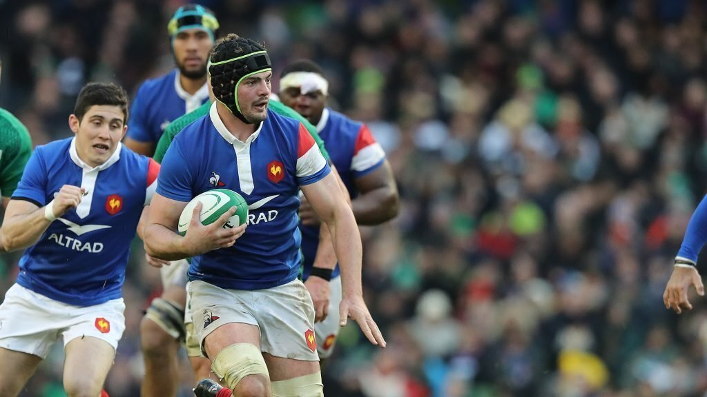 France without star forward for Six Nations opener