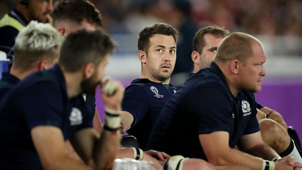 Former Scotland captain's new team revealed