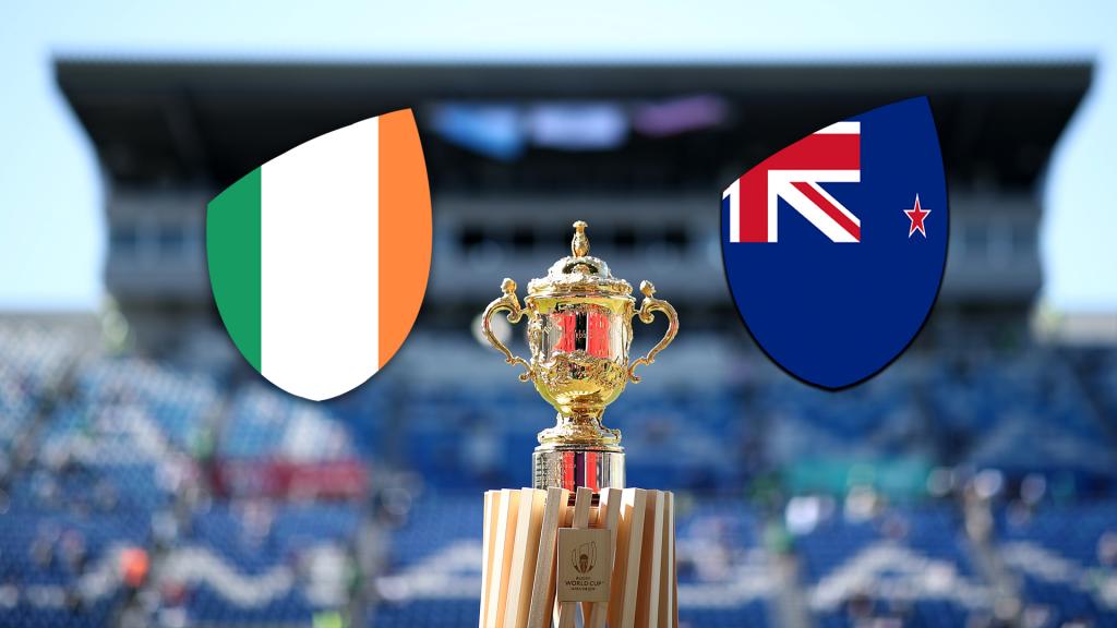 RECAP: New Zealand v Ireland