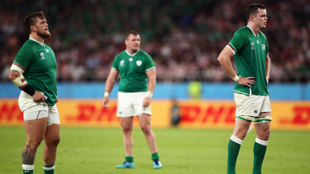 Powerful typhoon could derail Ireland's World Cup campaign