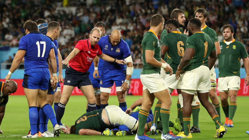 Italian pair banned for ugly tackle on Vermeulen