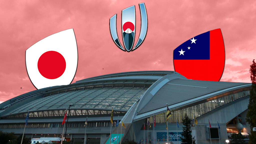 Preview: Japan v Samoa