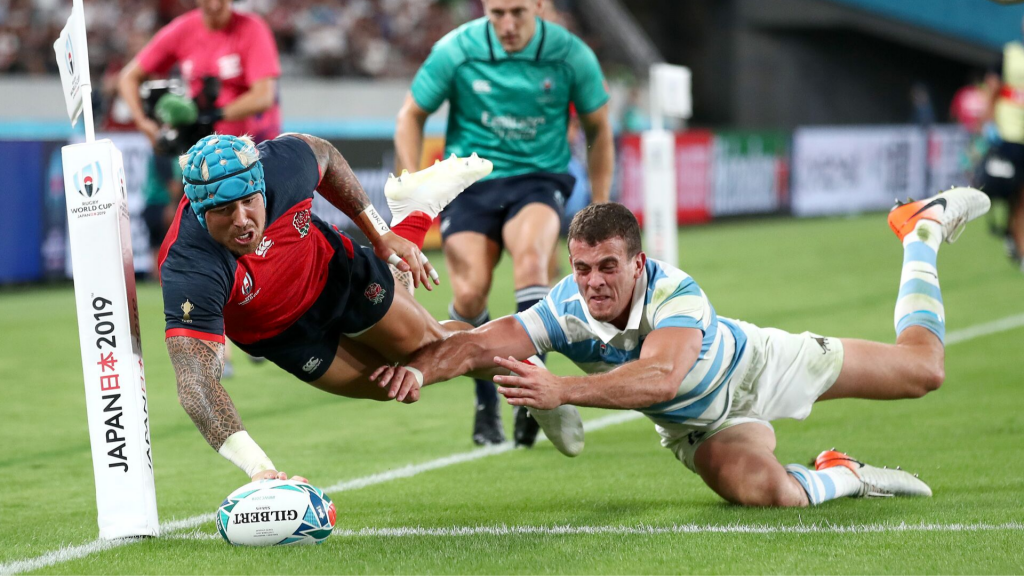 Star wing out of England's Six Nations decider