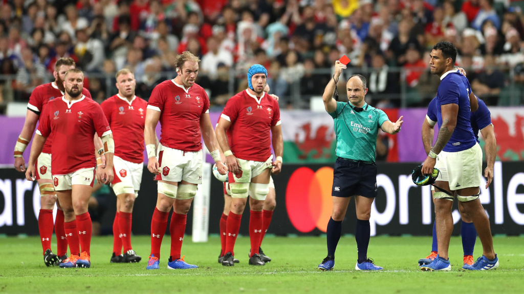 Fall-out from World Rugby's Peyper faux pas