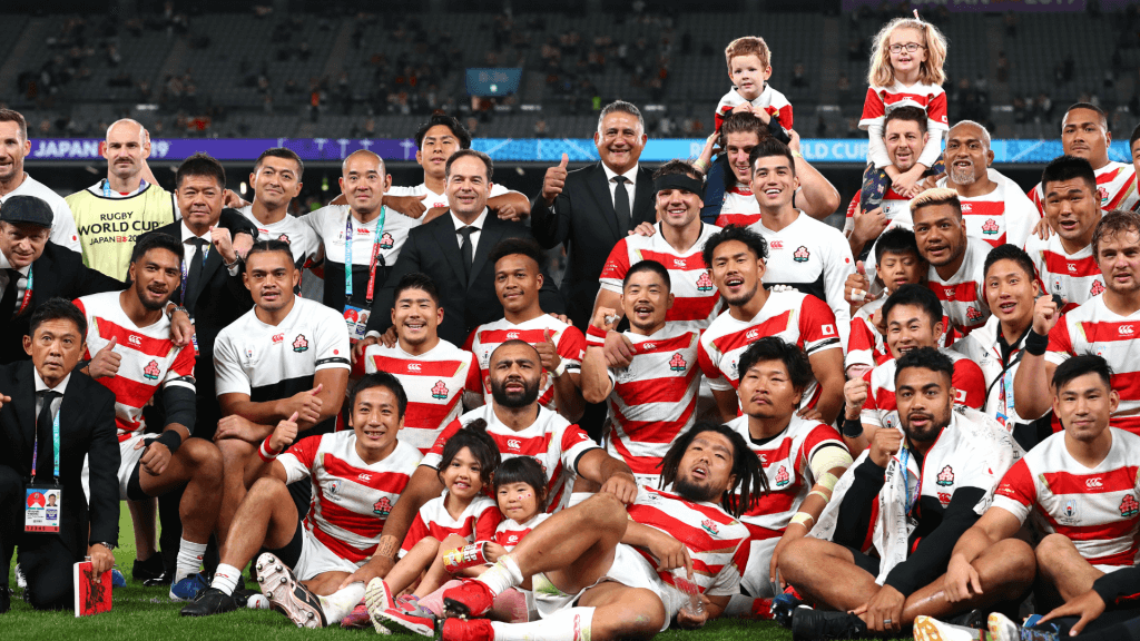 Brown lures Japanese World Cup star to Highlanders