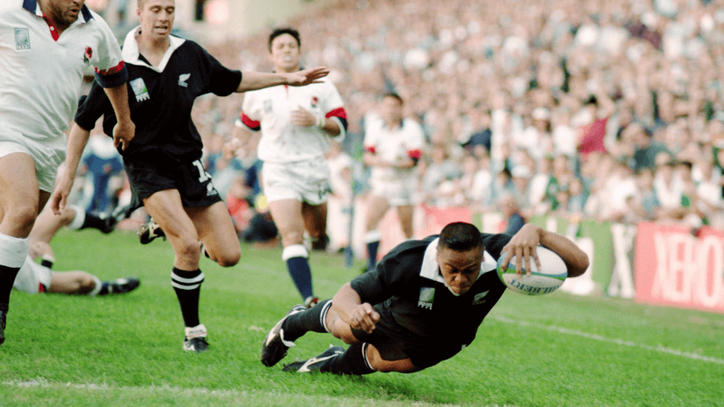 Rugby World Cup Semifinals - 1987-2019