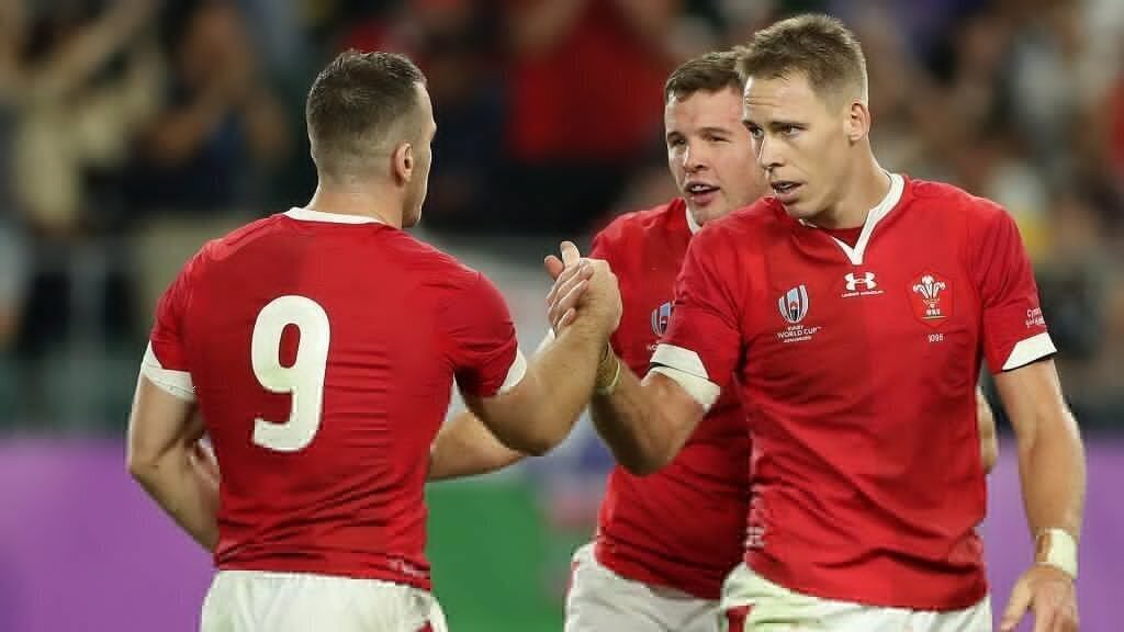 Wales star in a race against time