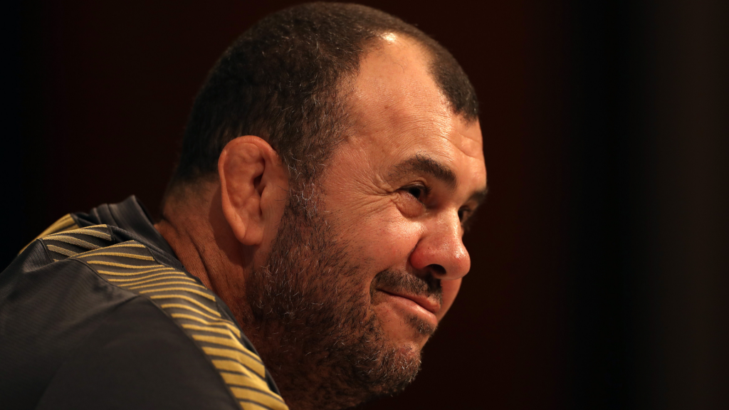 Cheika joins Los Pumas in 'spicy' Rugby Champs return