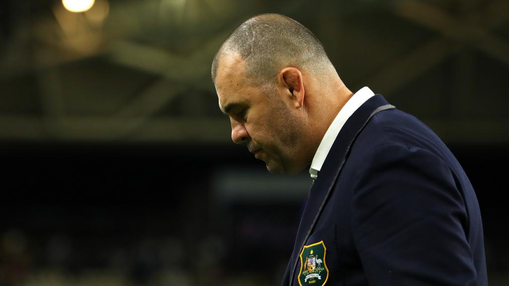Cheika's biggest regret as Wallabies coach