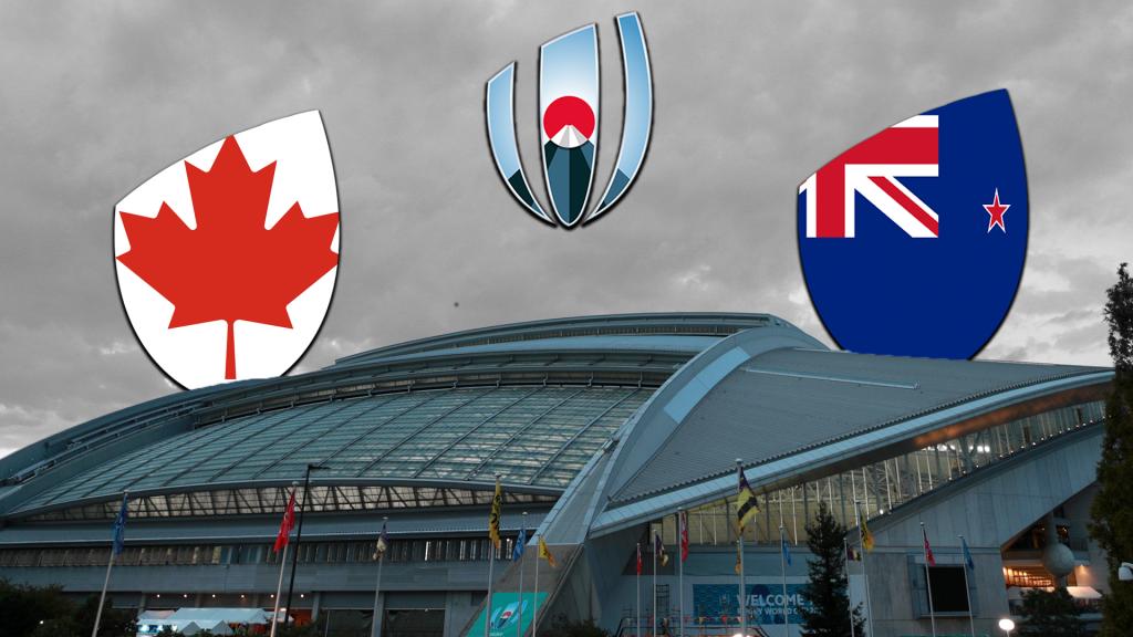 RECAP: Canada v New Zealand
