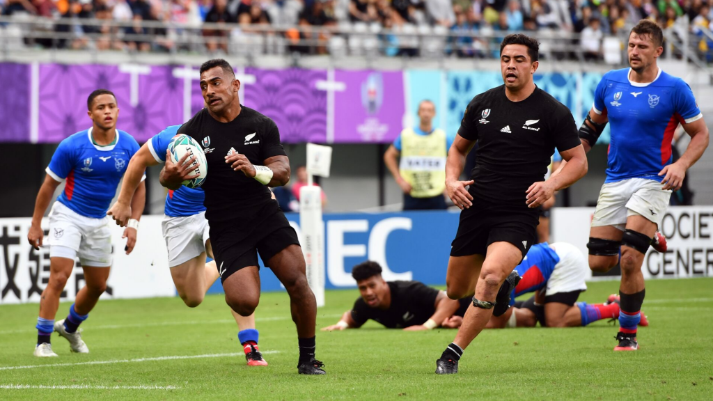 All Blacks see off plucky Namibia