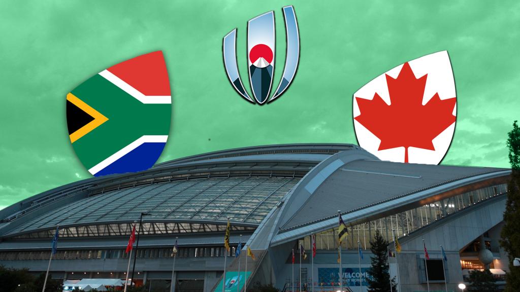 Preview: Canada v South Africa