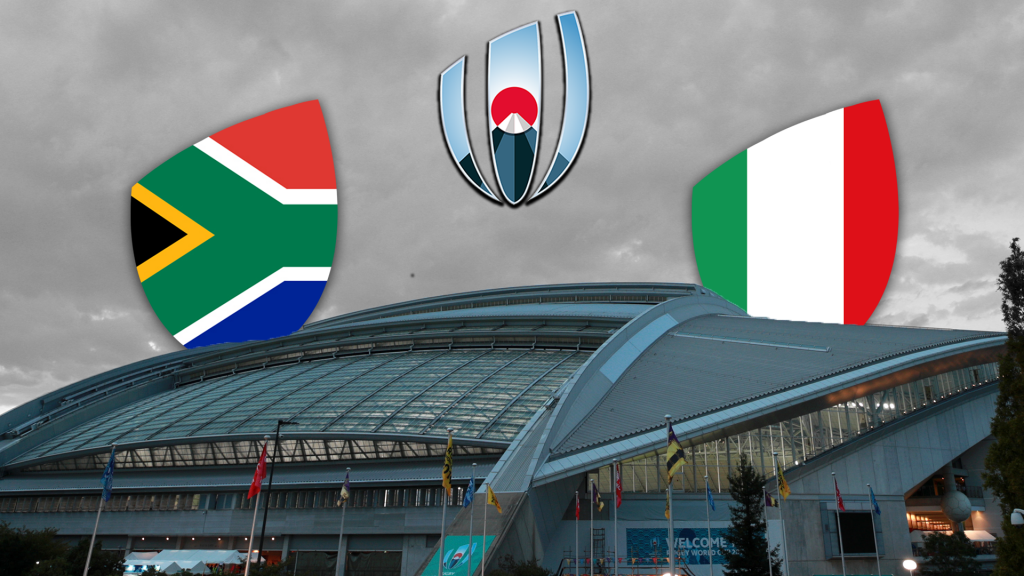 Preview: Italy v South Africa