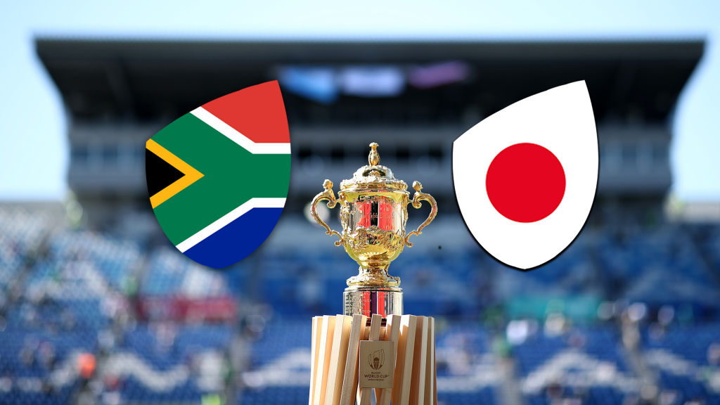 RECAP: Japan v South Africa