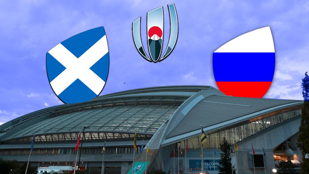 RECAP: Scotland v Russia