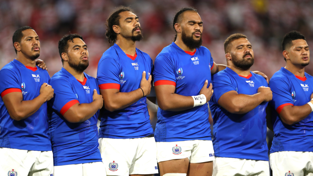 Samoa make two changes for Ireland clash