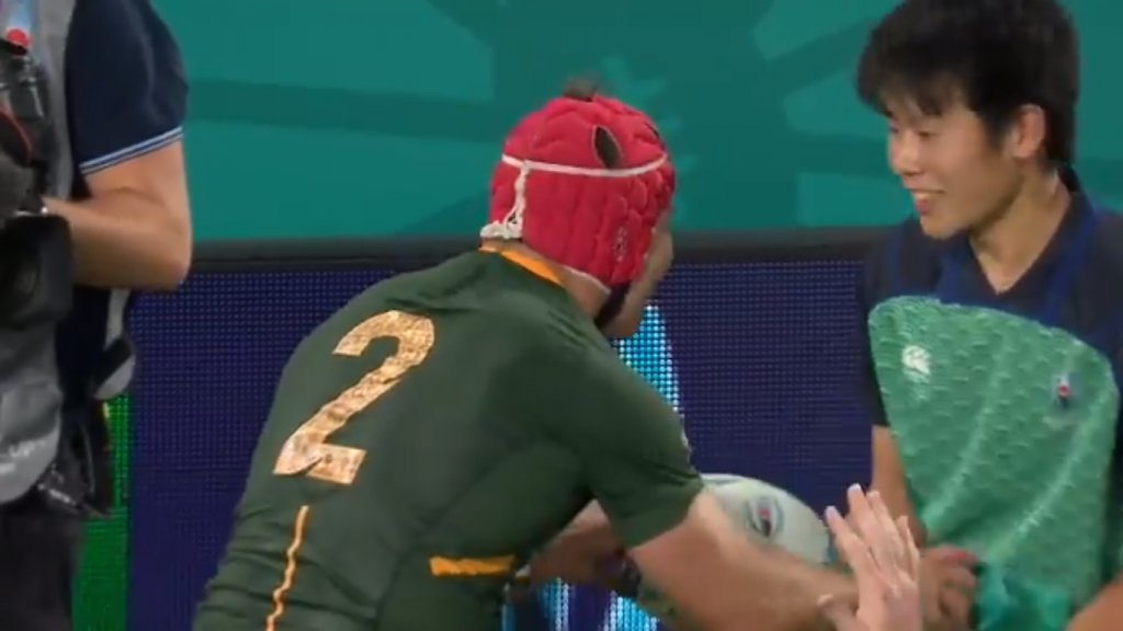 Another reason why Schalk Brits is so popular