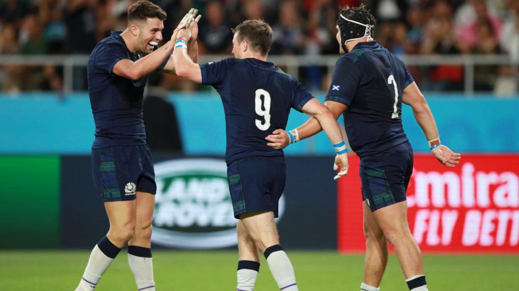 Player Ratings: Scotland make a big statement