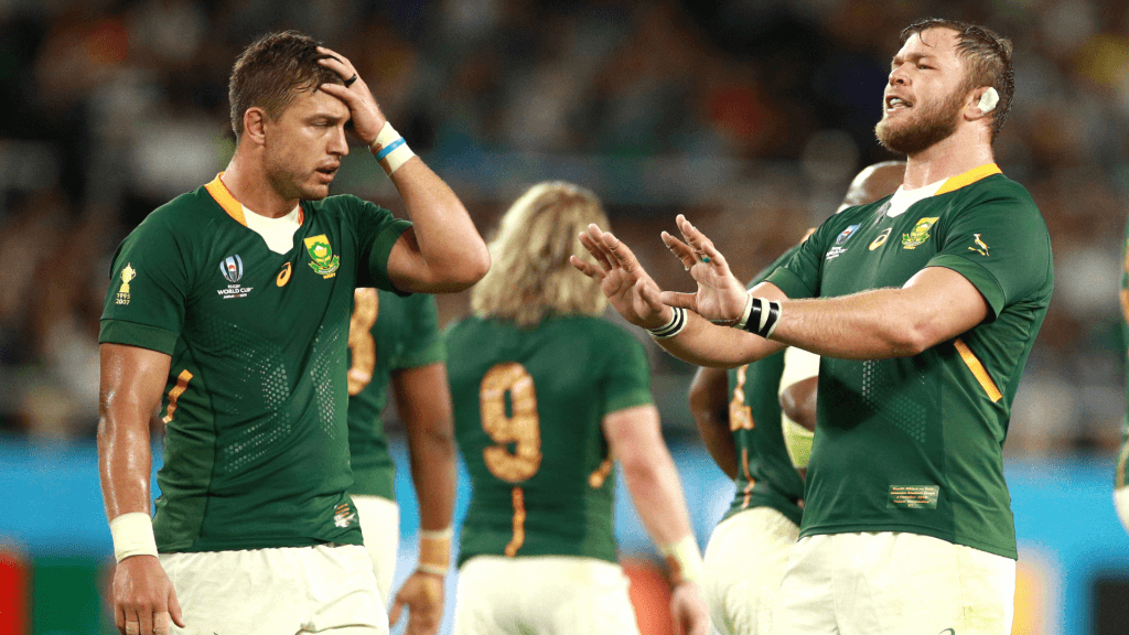 Springboks v B&I Lions: The new alternative?