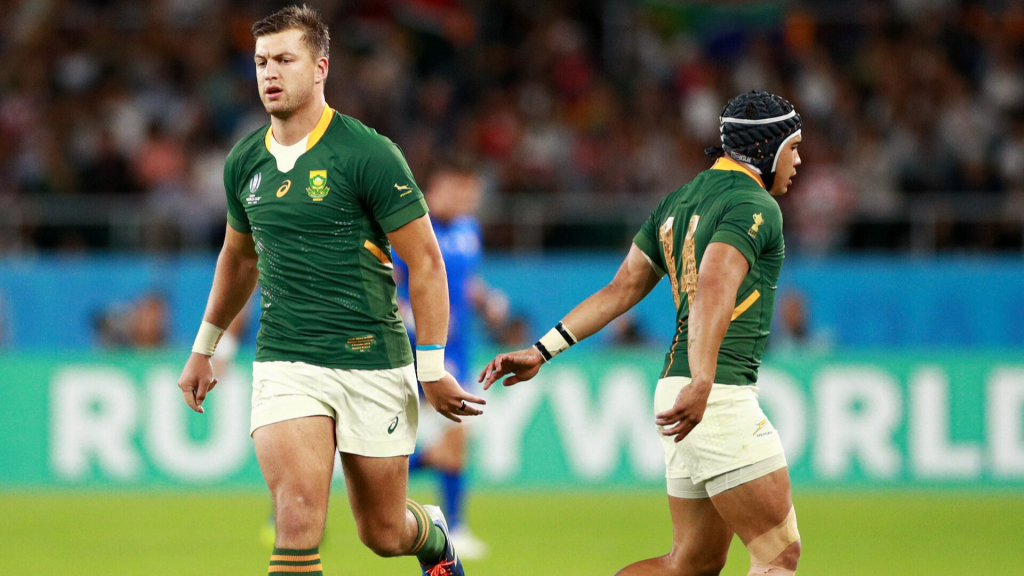 Player Ratings: Boks still far from finished product