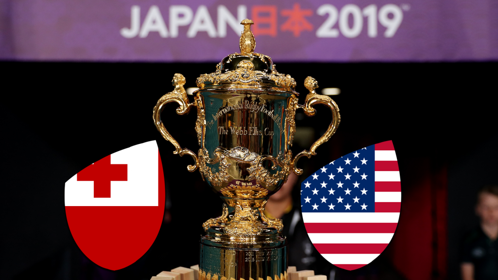 Preview: Tonga v USA