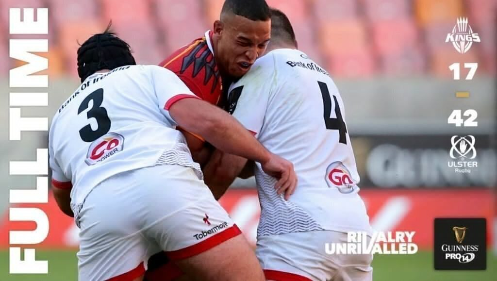Clinical Ulster keeps Kings winless
