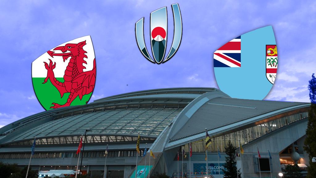 RECAP: Wales v Fiji