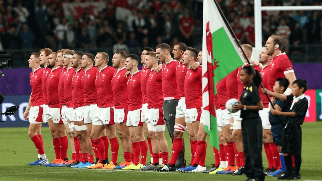 Wales to face Japan and New Zealand