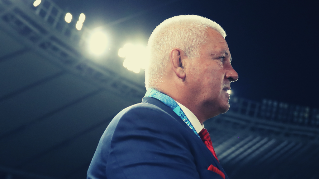 Gatland reveals the players he would select for SA tour