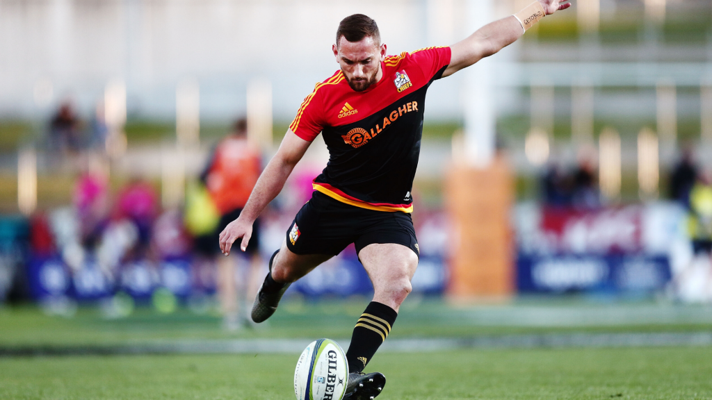 Chiefs shut down Cruden's injury concerns