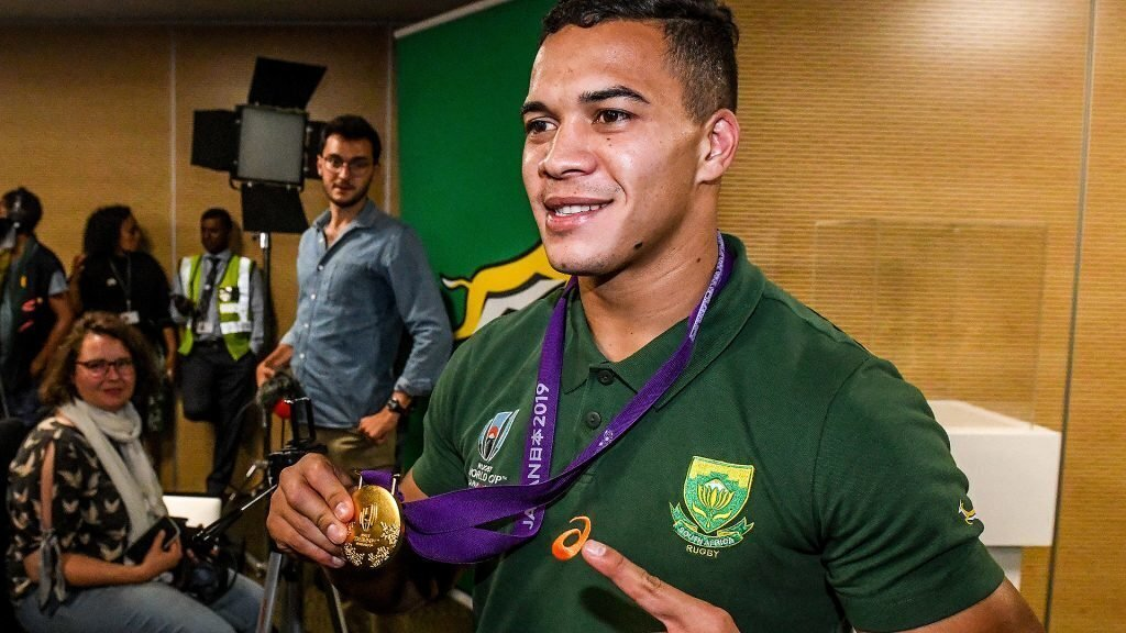 Kolbe keeps his Olympic Games dream alive