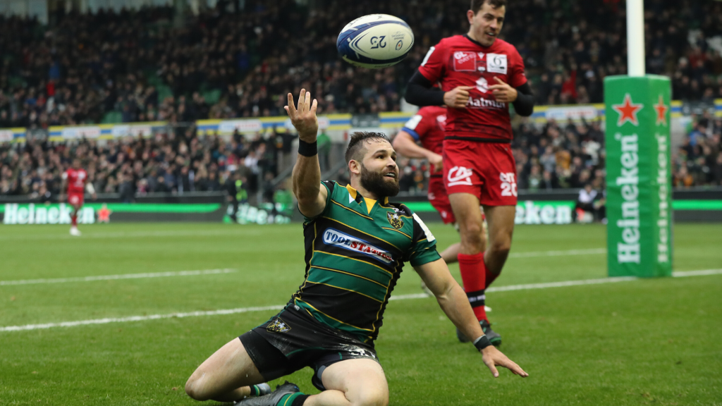 Saints bring in Reinach's replacement