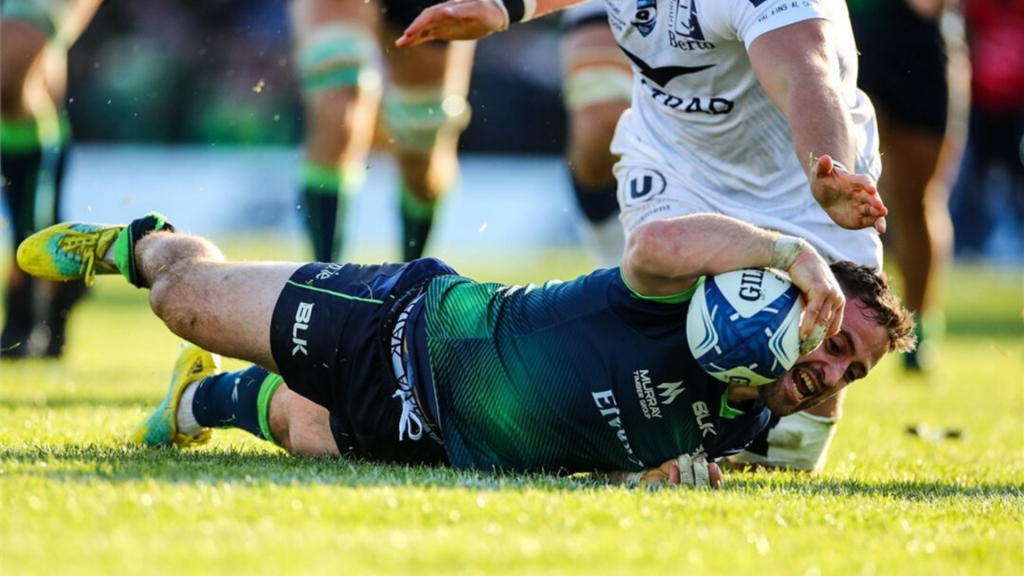 Connacht edge Montpellier