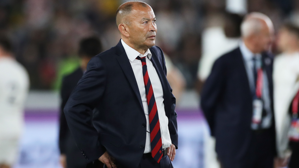 Eddie Jones keen to learn from Southgate's success