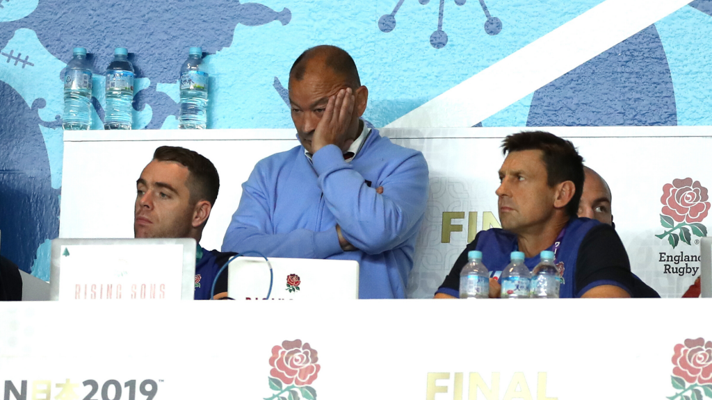 The mistake that haunts England coach