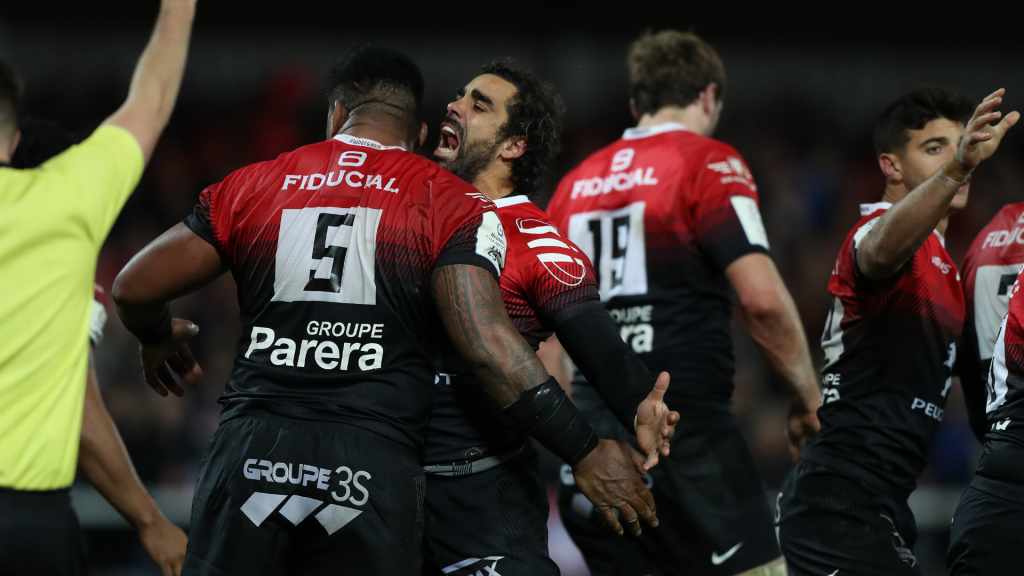 No revenge for Toulouse's Wallaby lock
