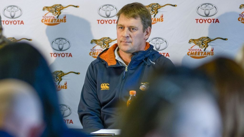 Cheetahs coach questions off-the-ball penalty decision