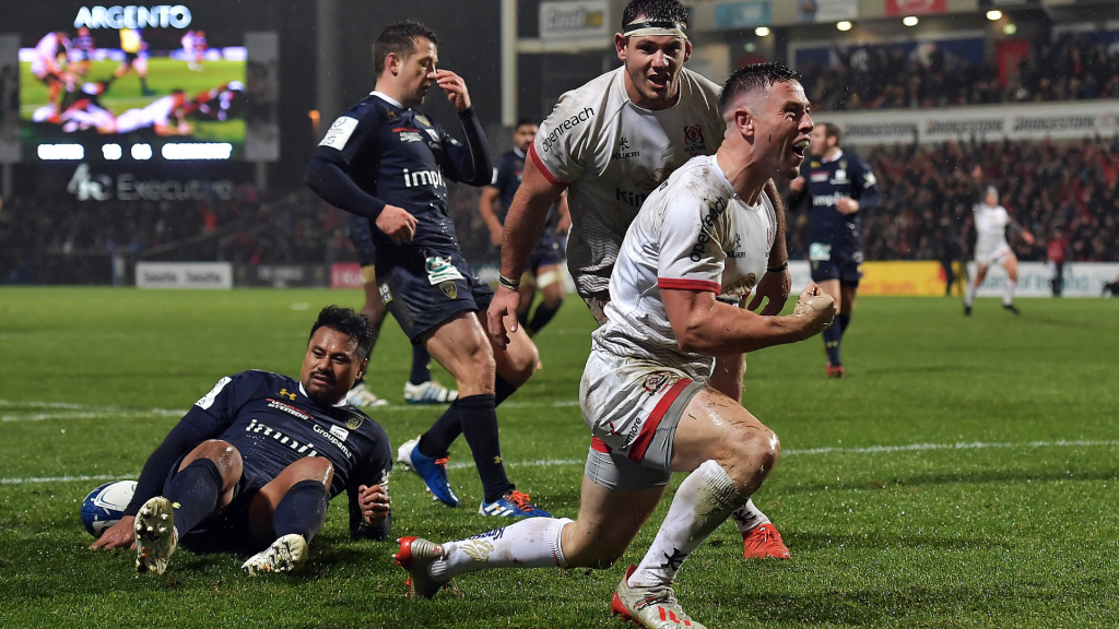 Classy Cooney helps Ulster down Clermont