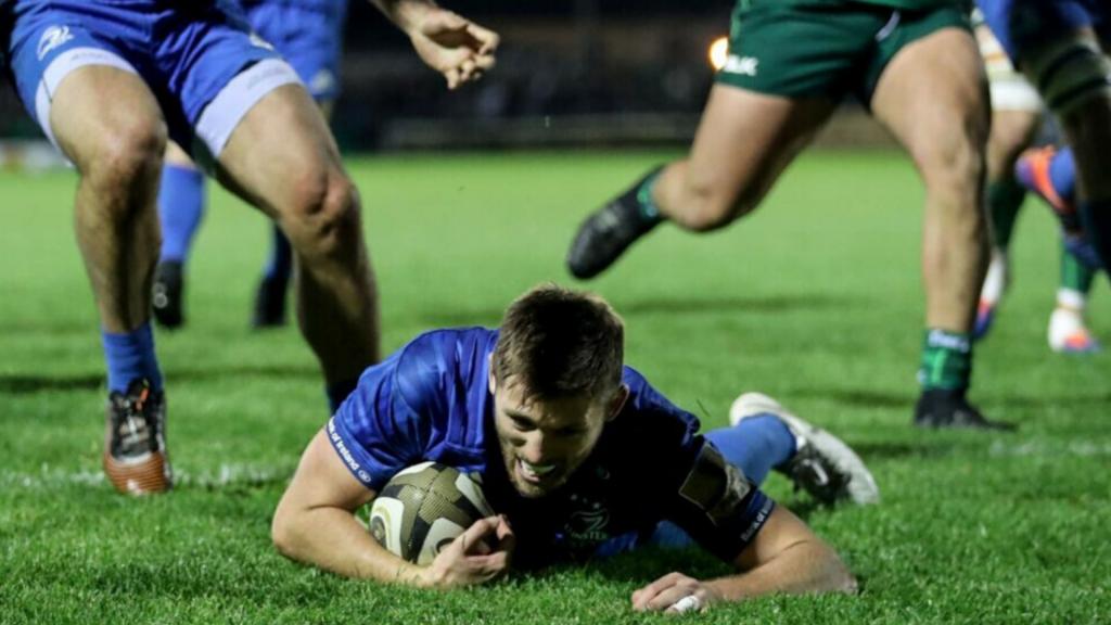 Leinster continue unbeaten streak