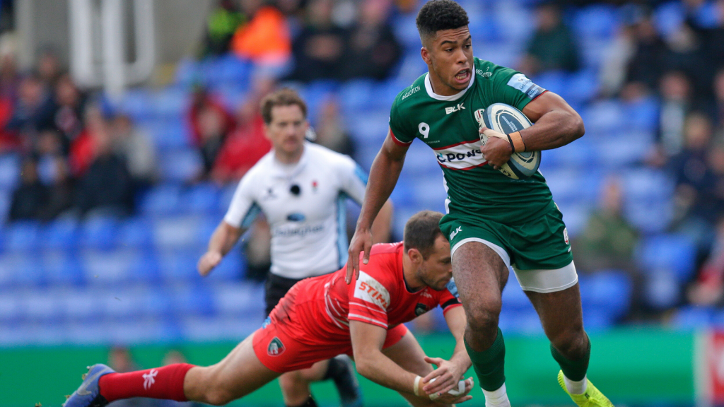 London Irish smash Tigers