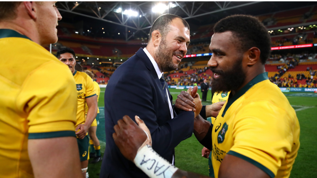 'Cheika is a great man'