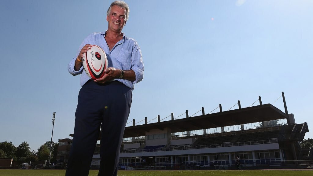 Wray steps down as Saracens boss
