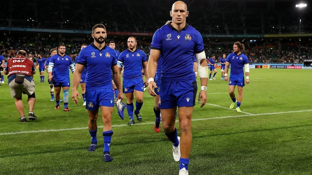 Italy omit Parisse, recall Sgarbi for Six Nations