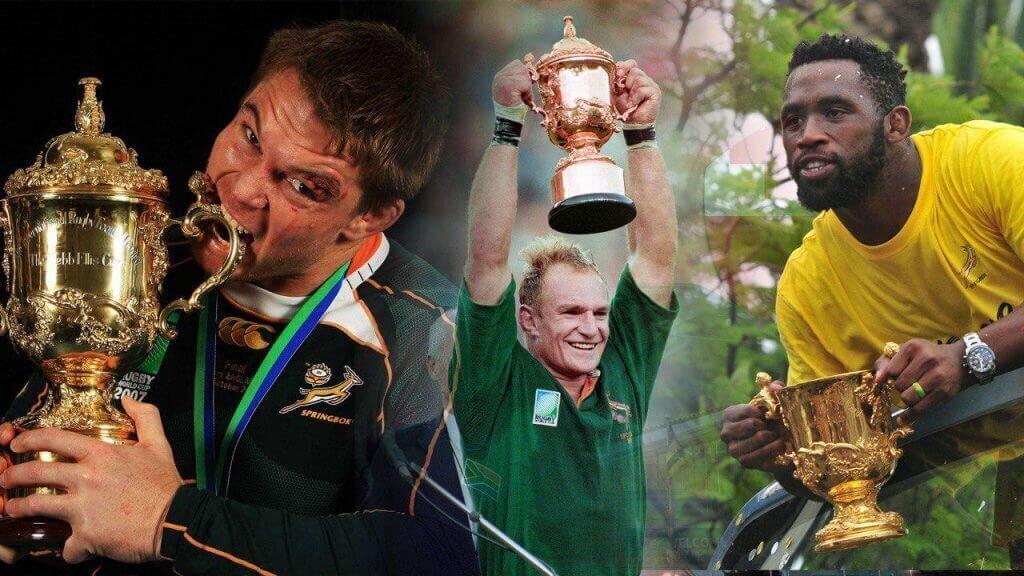 Springbok World Cup finals XV